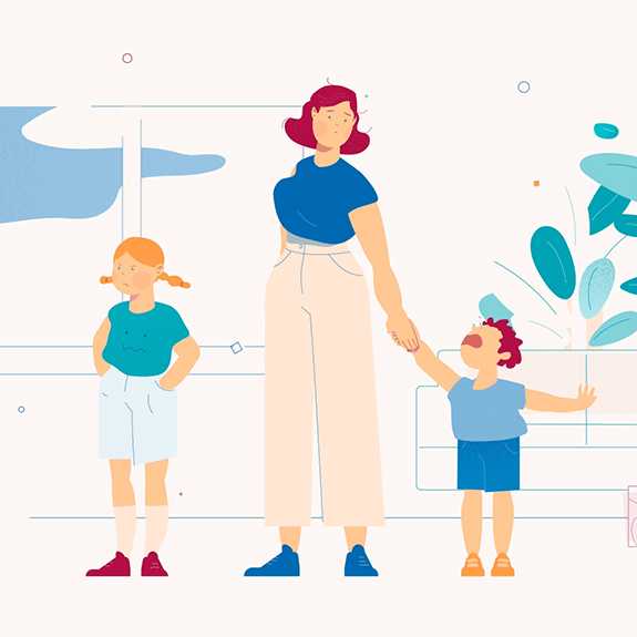 Kur+Reha GmbH – Animation image